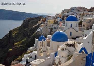 Santorini – La más famosa de las Islas Cícladas