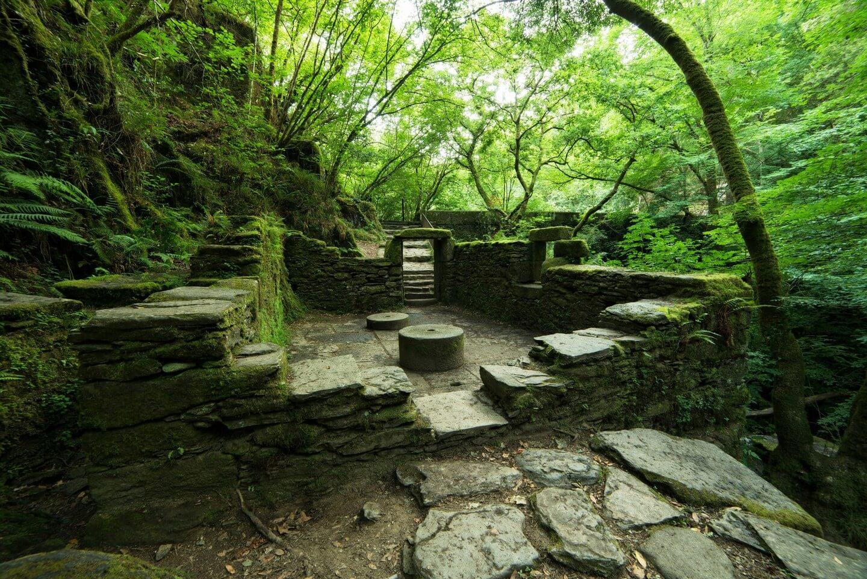 Monasterio de Caaveiro (Fotografía cedida por Turismo de Galicia)