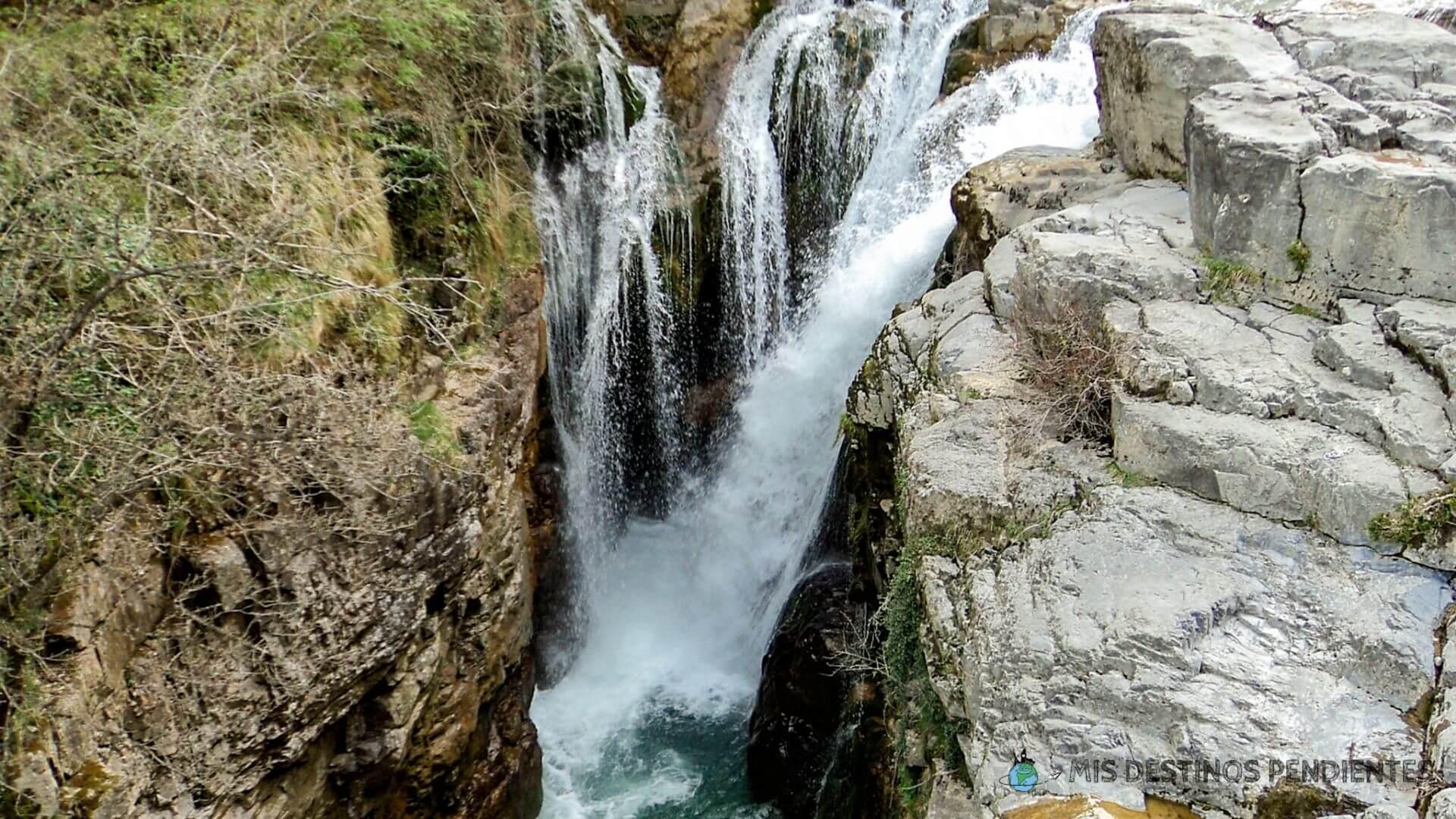 Cañón de Añisclo (Ordesa y Monte Perdido, Huesca)