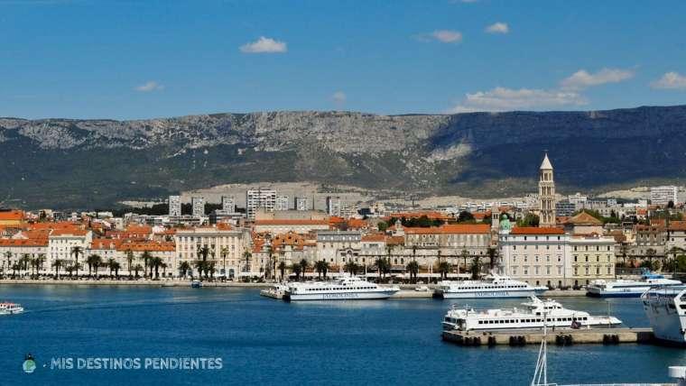Split: Qué ver en la capital de Dalmacia en 1 día