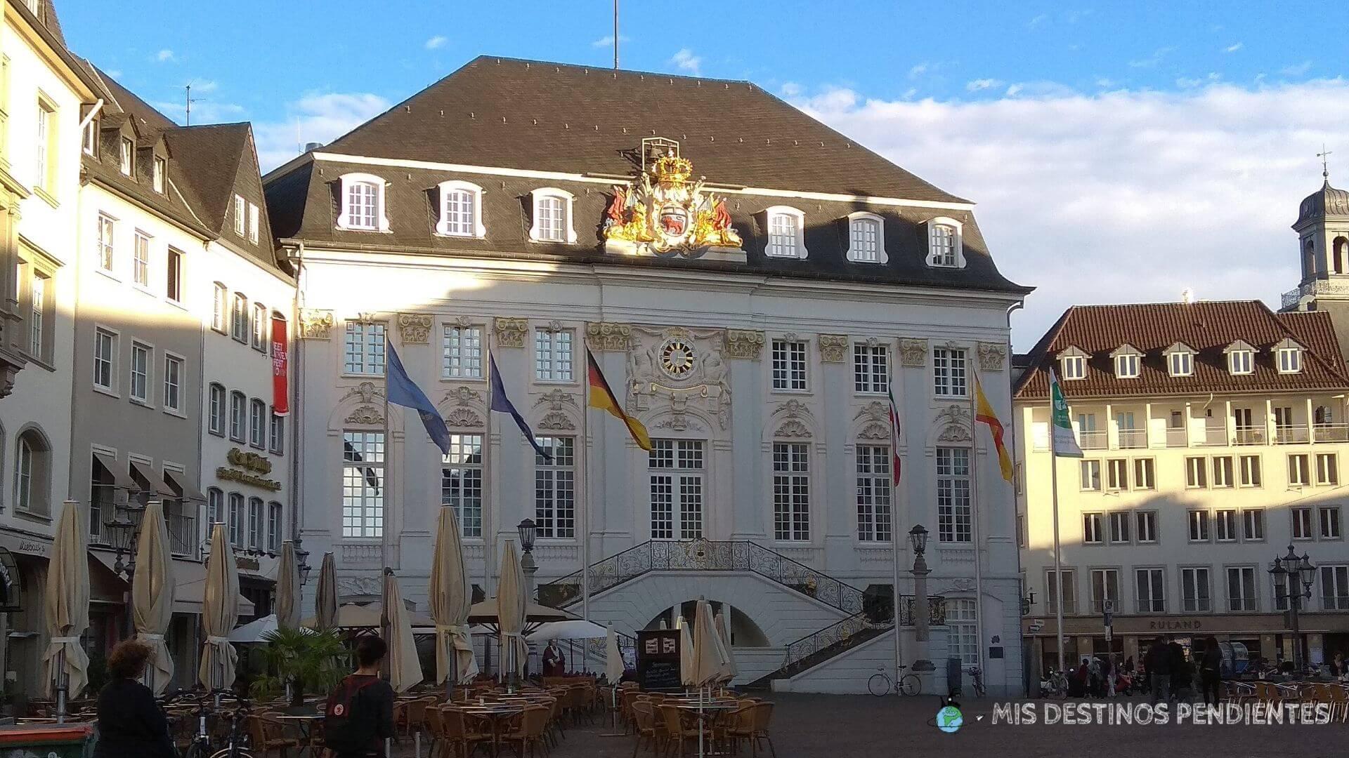 Antiguo Ayuntamiento (Bonn, Alemania)