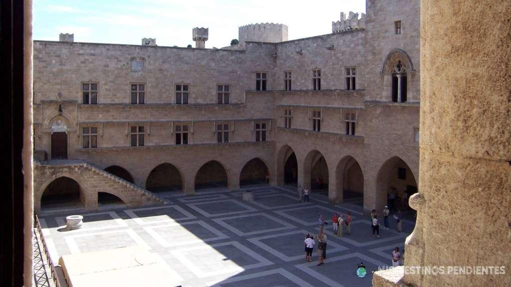 Palacio del Gran Maestre (Rodas, Grecia)