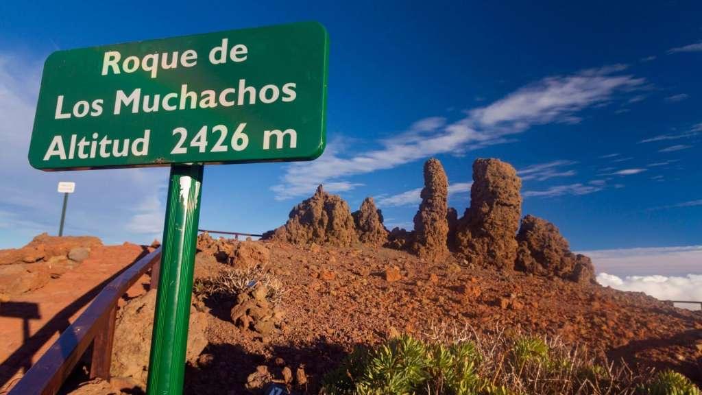 Roque de los Muchachos (La Palma, España) - Fuente: Turismo de Islas Canarias