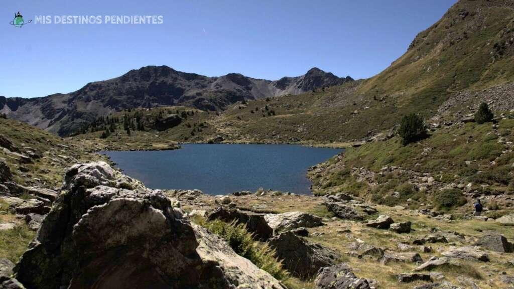 Lagos de Tristaina (Ordino, Andorra)