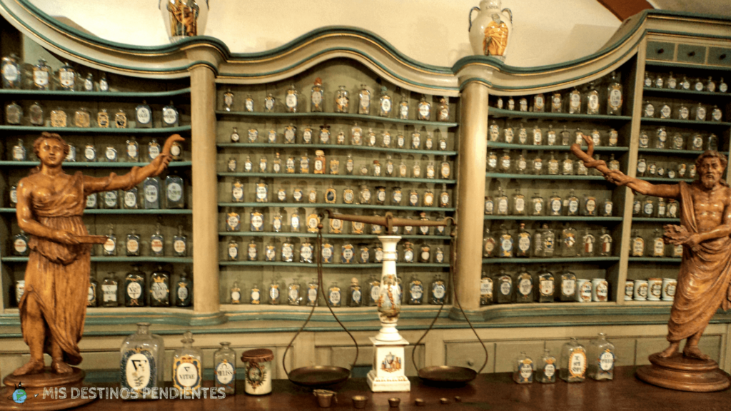 Museo de la Farmacia (Heidelberg, Alemania)
