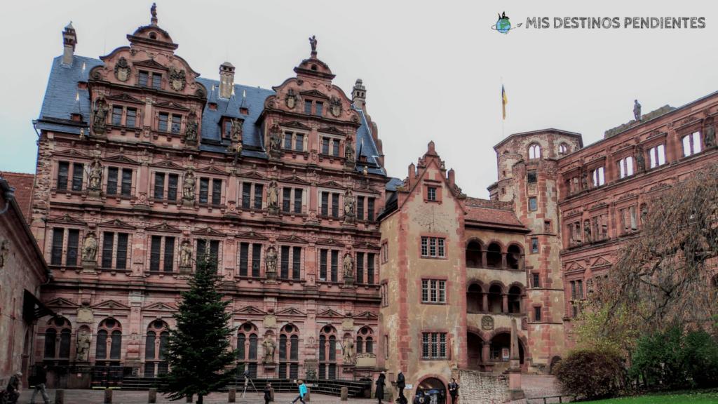Schlosshof (Heidelberg, Alemania)