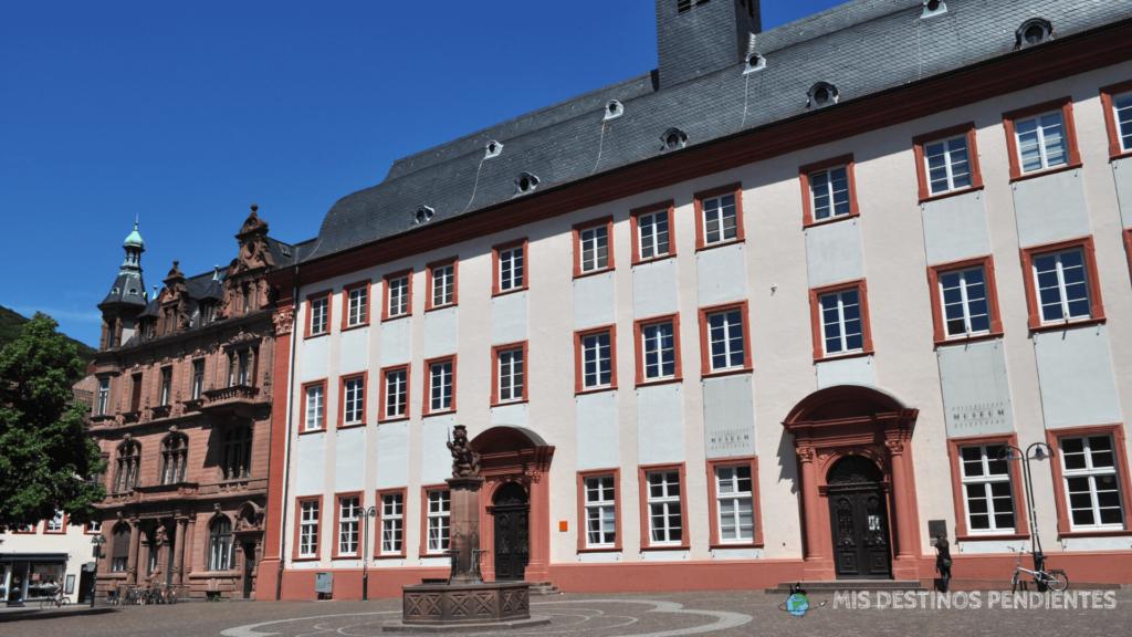 Plaza de la Universidad (Heidelberg, Alemania)