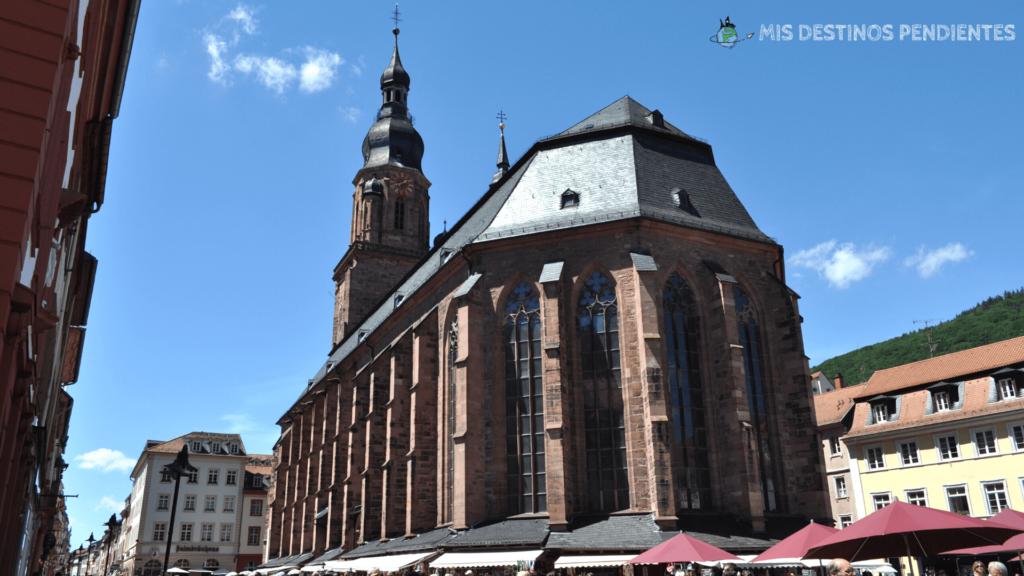 Iglesia del Espíritu Santo (Heidelberg, Alemania)