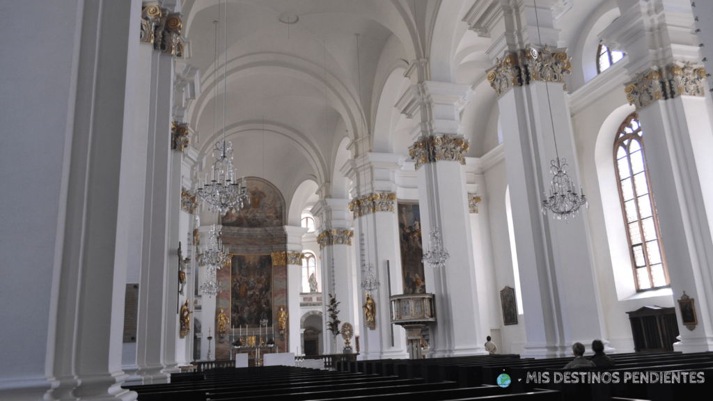 Jesuitenkirche (Heidelberg, Alemania)