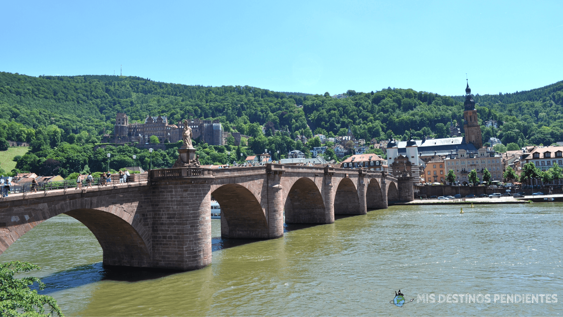 Heidelberg: Qué visitar en dos días