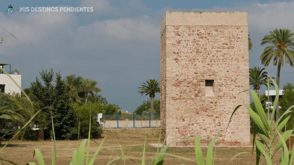 Torre del Mar (Burriana, Comunidad Valenciana)