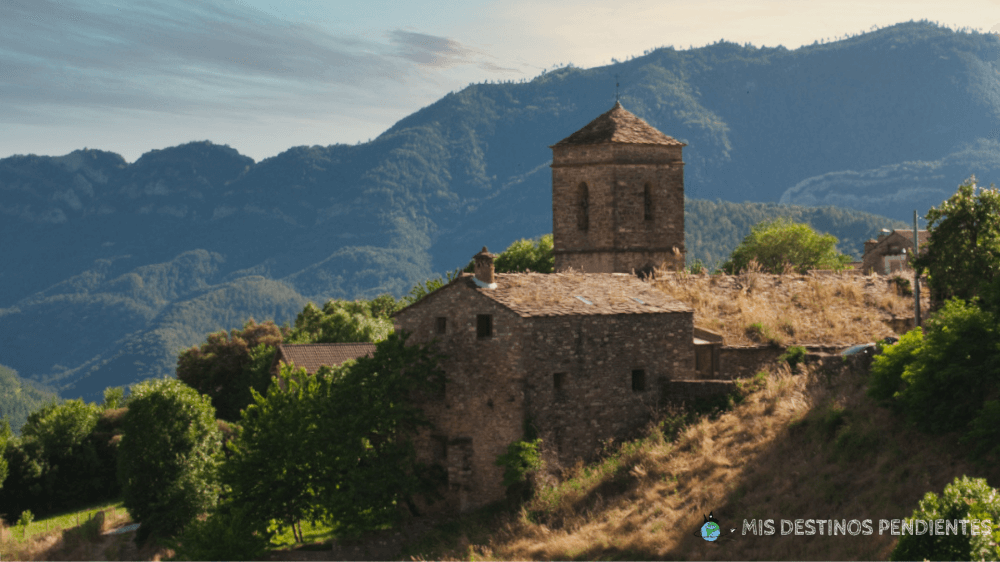 Iglesia de San Miguel (Buerba, España)