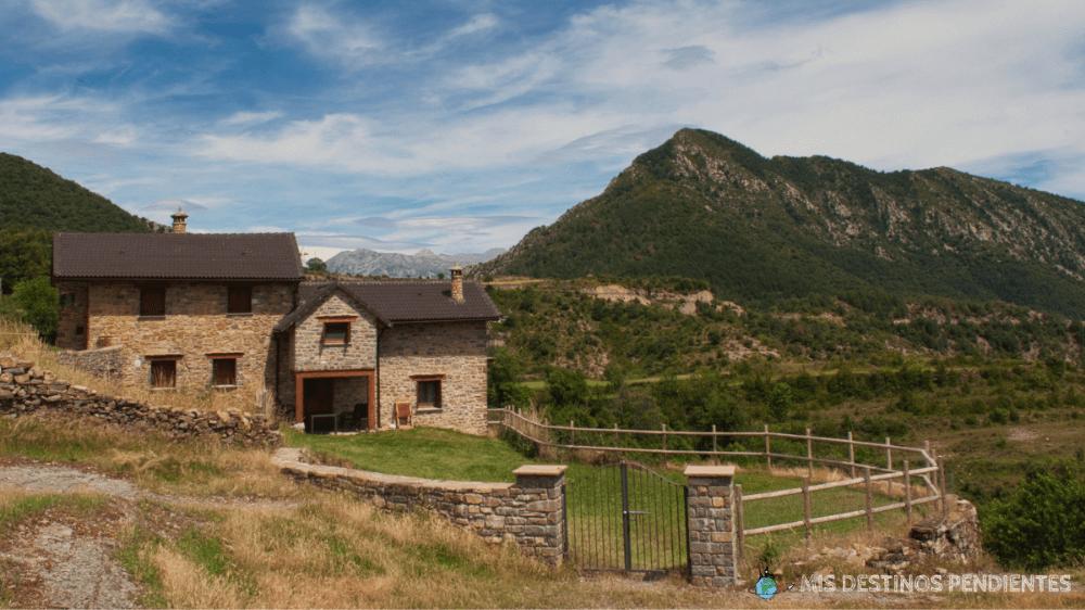 Casa en el Pirineo (Buerba, España)