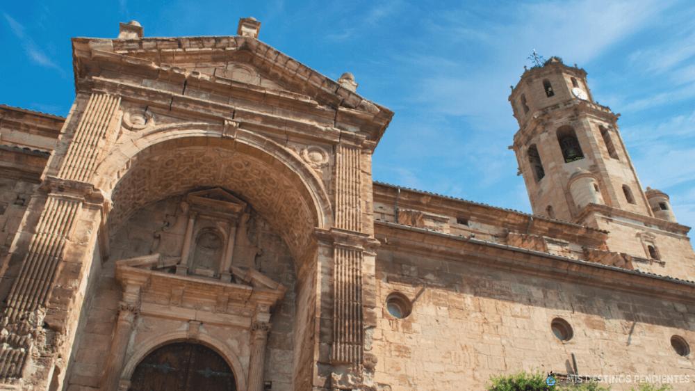 Iglesia de Nuestra Señora de la Asunción (Fonz, Aragón)