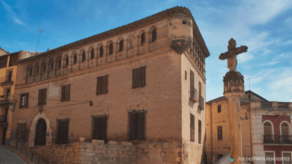 Palacio Gómez de Alba (Fonz, Aragón)