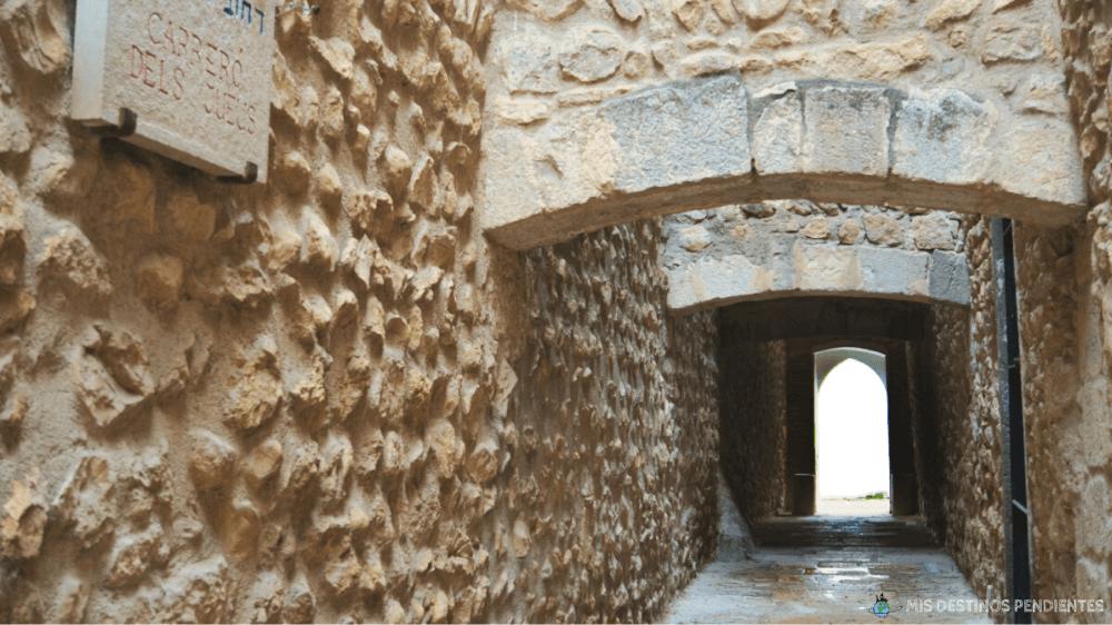 Callejón de los Judíos (Sant Mateu, Castellón)
