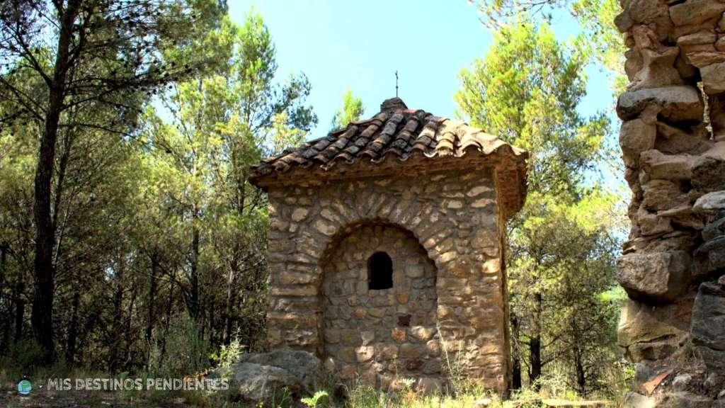 Ermita de San Antonio Abad (Cirat, España)