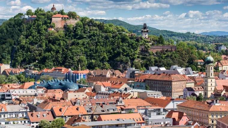 Graz: Qué ver en la  capital de Estiria en 2 días